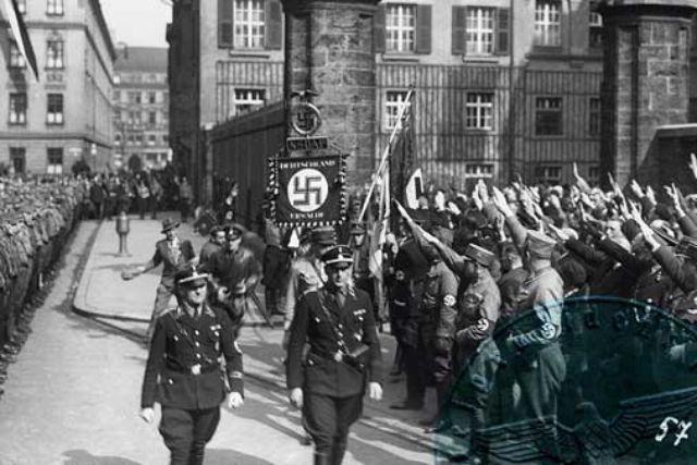 Münchner Polizei Nationalsozialismus Ausstellung, Foto: Polizeipräsidium München