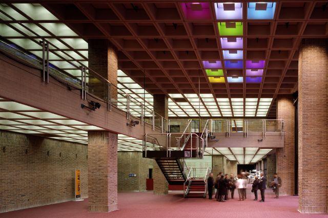 Foyer im Gasteig, Foto: Gasteig München GmbH/Buchner, Amschler