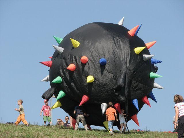 Drachenfest, Foto: Kultur- und Spielraum e.V.