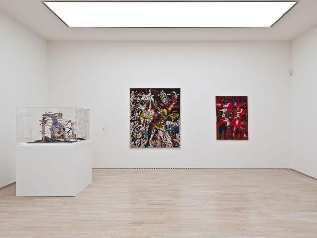 Lenbachhaus - Kunst nach 45, Foto: © Städt. Galerie im Lenbachhaus & Kunstbau