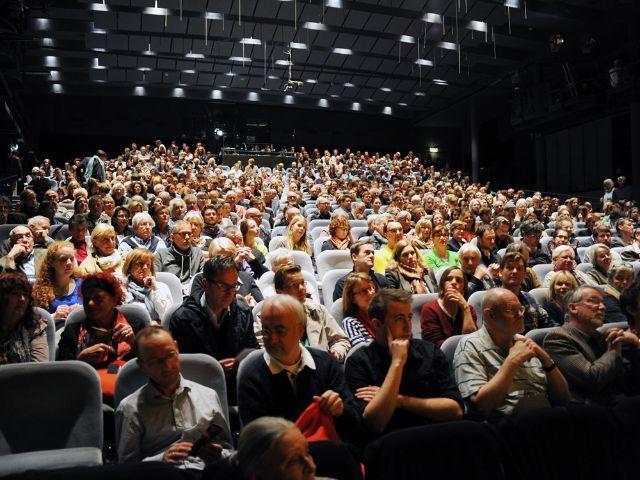 Das Münchner Volkstheater, Foto: Gabriela Neeb