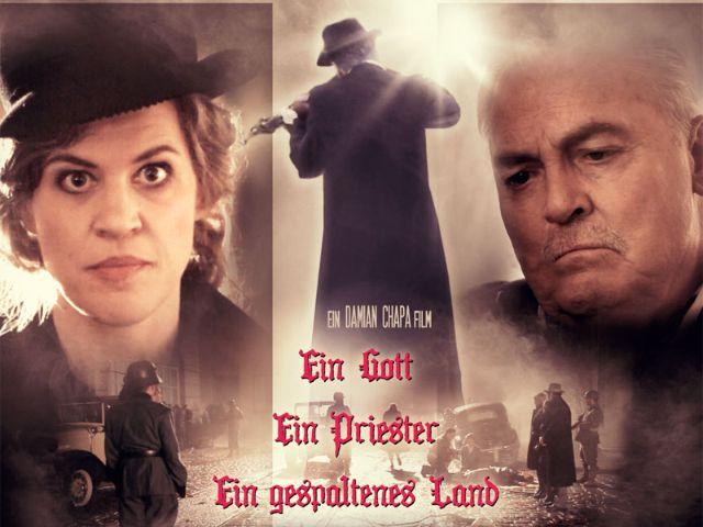 """Plakat zum Film """"Pater Rupert Mayer""""., Foto: Munich International Pictures"""