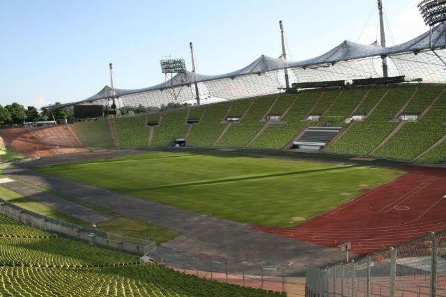 Olympiastadion, Foto: Stefan Strasser