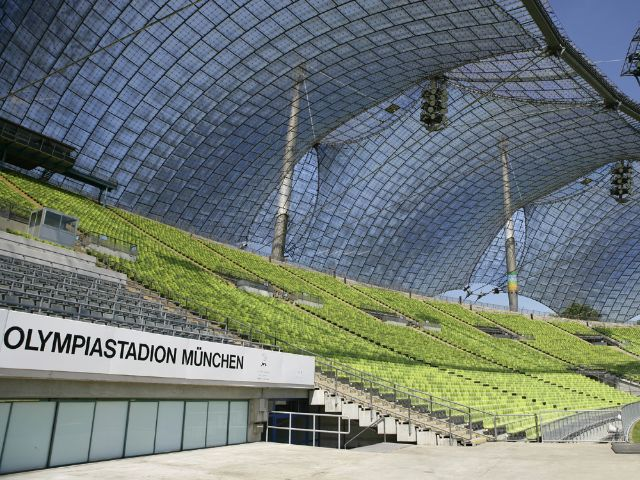 Olympiastadion im Olympiapark München, Foto: Olympiapark München