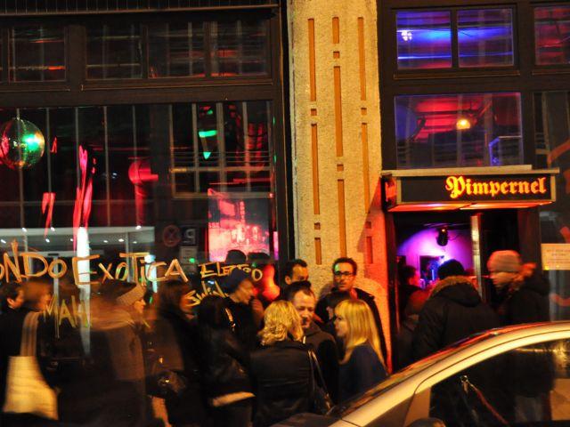 Das Pimpernel in der Müllerstraße, Foto: Pimpernel