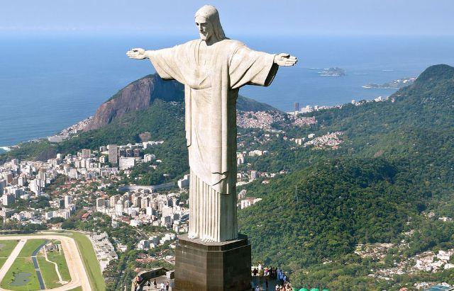 Christus-Statue in Rio de Janeiro, Foto: Mark Schwettmann / shutterstock.com