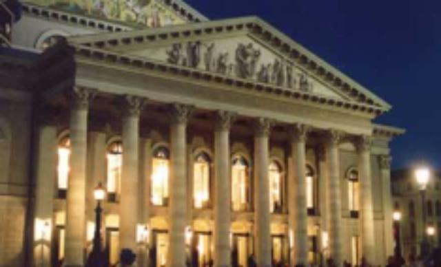 Historie, Foto: Bayerische Staatsoper