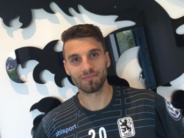 Valdet Rama, Foto: TSV 1860 München
