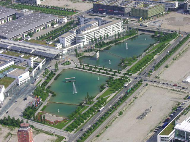 Messe München International, Foto: Messe München International