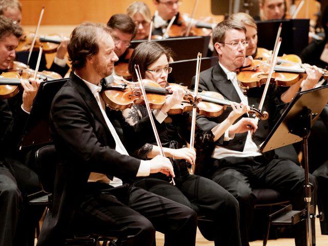 Münchner Philharmoniker in der Münchner Philharmonie im Gasteig, Foto: wildundleise.de