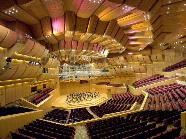 Philharmonie München im Gasteig, Foto: Gasteig München GmbH / Matthias Schönhofer