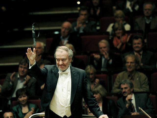 Chefdirigent Valery Gergiev, Foto: Andrea Huber