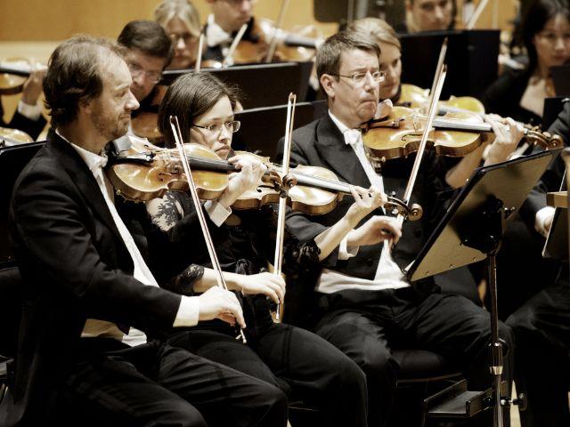 Die Münchner Philharmoniker., Foto: wildundleise.de