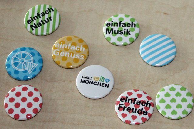 Vorstellung des neuen Erscheinungsbilds für Münchens Tourismus, Foto: Leonie Liebich