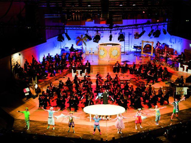 Münchner Philharmoniker Ristorante Allegro, Foto: wildundleise