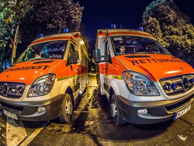 Erste Hilfe auf der Wiesn, Foto: Exithamster