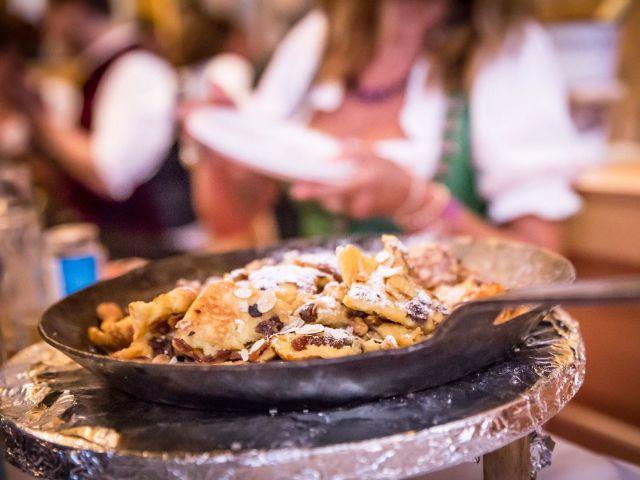 Wiesn kulinarisch - Kaiserschmarrn, Foto: Exithamster