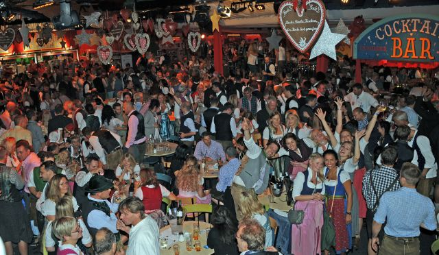 Bodo's Cafézelt, Foto: Bodo's Cafézelt