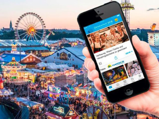 Offizielle Oktoberfest App 2018