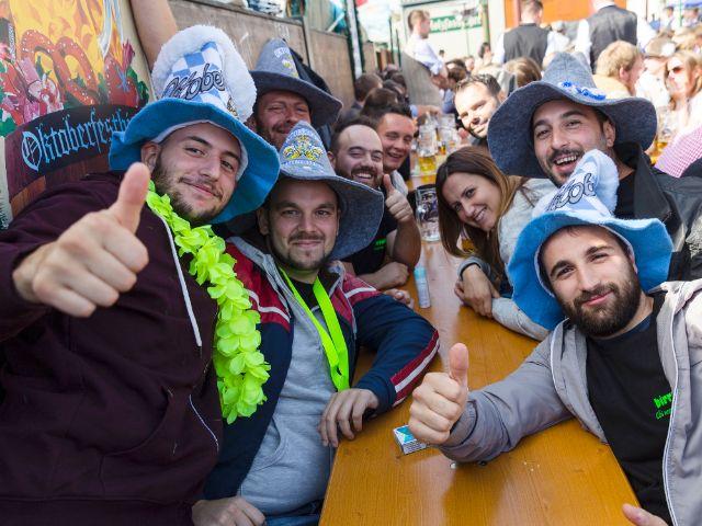 Italienerwochenende auf der Wiesn, Foto: muenchen.de/Katy Spichal 2018