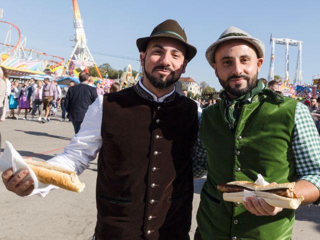 Italienerwochenende Oktoberfest München Das Offizielle Stadtportal