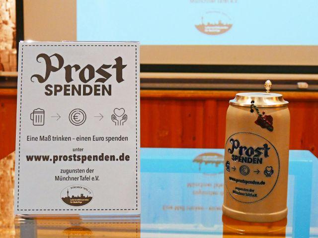 Vorstellung der Aktion Prostspenden, Foto: muenchen.de/Leonie Liebich