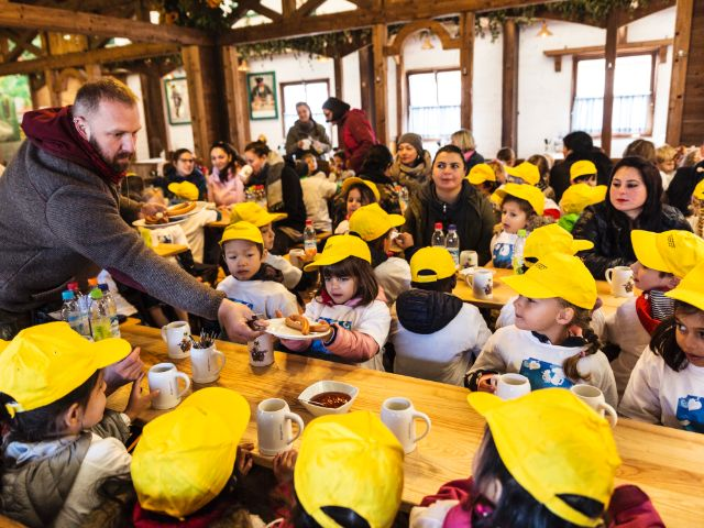 Wiesn-Bummel für 1100 Münchner Vorschulkinder, Foto: muenchen.de/Katy Spichal