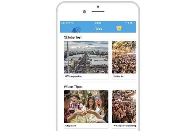 Oktoberfest – The official app of the city of Munich