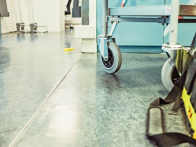 Eindrücke von der Wiesn-Sanitätsstation, Foto: muenchen.de/Anette Göttlicher