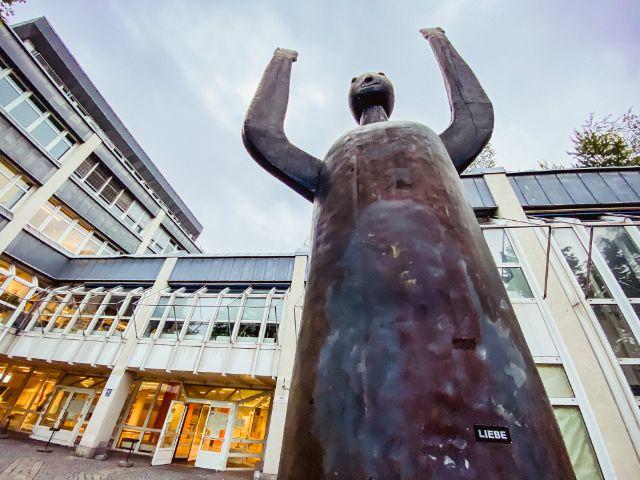 Das Anton-Fingerle-Bildungszentrum in Giesing