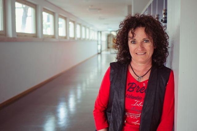 Kirsten Fabritius, Schulleiterin