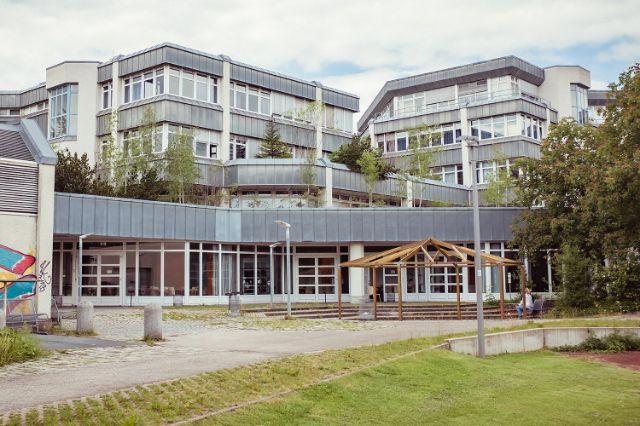 Das Städtische Münchenkolleg im Anton-Fingerle-Bildungszentrum