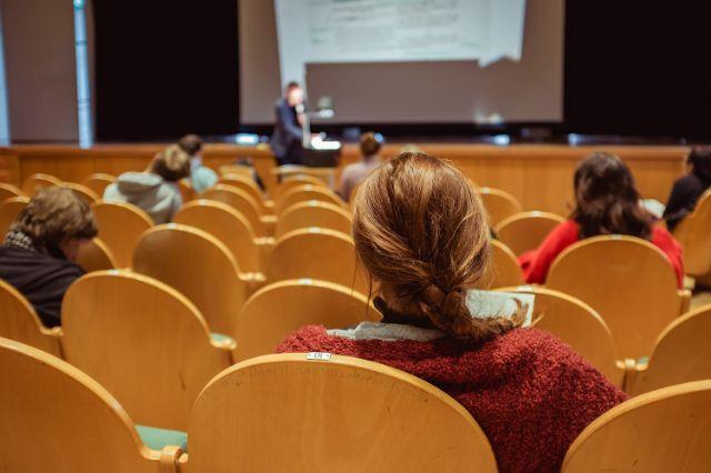 Unterricht am Städtischen Münchenkolleg