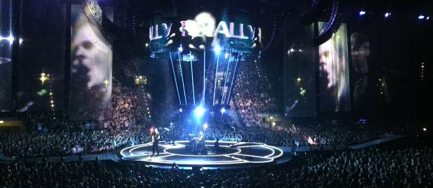 Konzertbericht Muse In Der Olympiahalle Das Offizielle