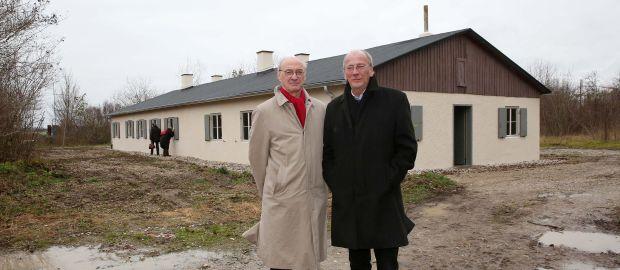 ehemaliges ns zwangsarbeiterlager in neuaubing das offizielle stadtportal. Black Bedroom Furniture Sets. Home Design Ideas