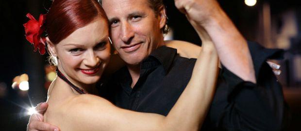 "Pärchen tanzt, Foto: Konstantin Sutyagin ""/Shutterstock.com"""