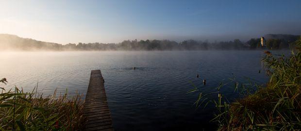 Weßlinger See, Foto: Tourismusverband Starnberger Fünf-Seen-Land