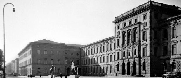 Technische Hochschule vor 1940