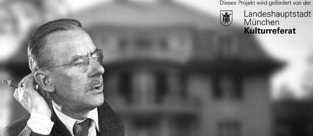Bild zur Thomas-Mann-Veranstaltungsreihe., Foto: Monacensia. Literaturarchiv und Bibliothek