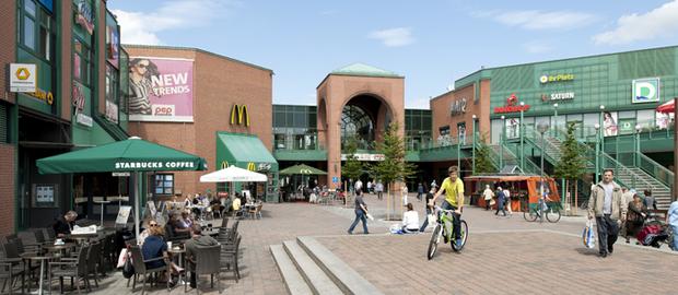 Einkaufs-Center Neuperlach pep München