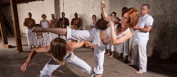 Capoeira Roda, Foto: CREATISTA / Shutterstock.com