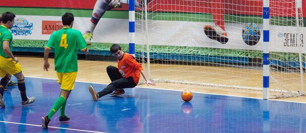 Futsal Torszene, Foto: Mitrofanov Alexander / Shutterstock.com