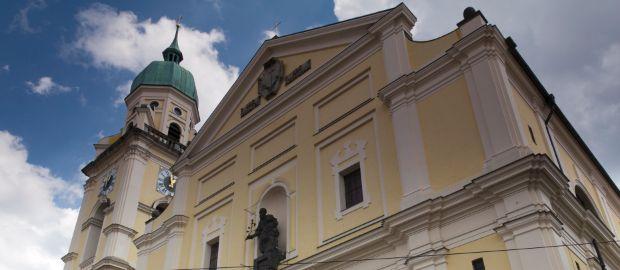 Kirche Sankt Joseph, Foto: Katy Spichal