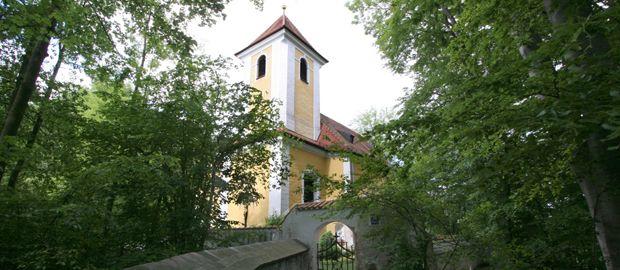Wallfahrtskirche St. Anna Kirche, Foto: Michael Nagy, Presse- und Informationsamt