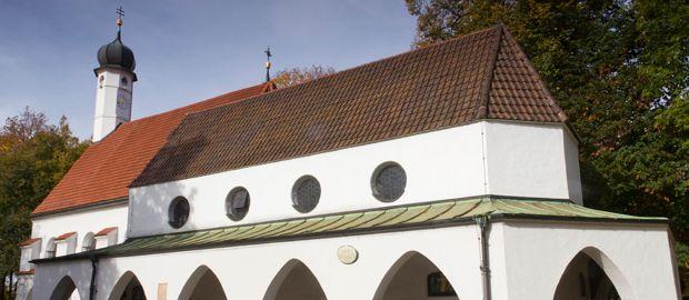 Sankt Nikolai am Gasteig, Foto: Katy Spichal