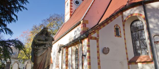 Sankt Martin Kirche, Foto: Katy Spichal