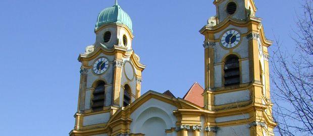 St. Michael Berg am Laim, Foto: Tourismusamt