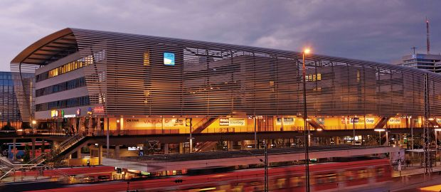 Der Zentrale Omnibusbahnhof in München, Foto: WealthCap