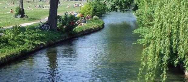 Englischer Garten: Schwabinger Bach wird renaturiert - Das ...