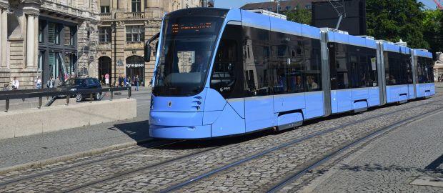 Die neue Avenio Tram der MVG, Foto: MVG / WWellige